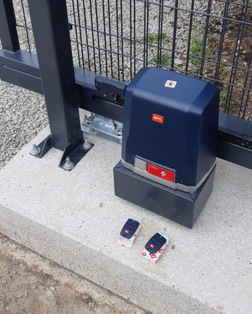 Väravate automaatika lehele